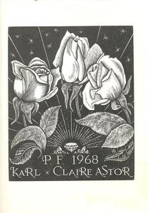 PF 1968. Karl Claire Astor